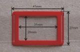 Kalendářový jezdec NIKA 31 mm x 20 mm, 10 000ks